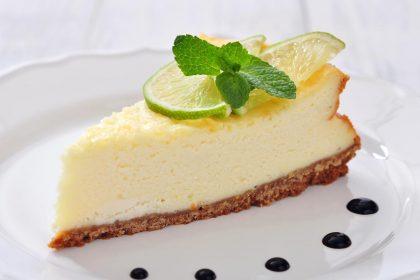 McKees Takeaway Lime Cheesecake