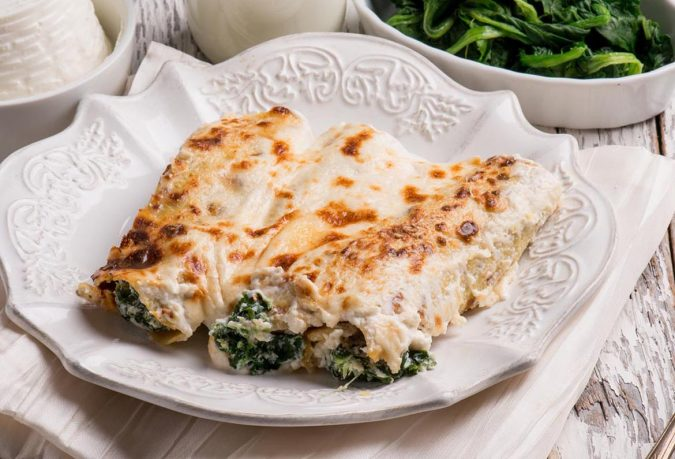 McKees Takeaway Cannelloni