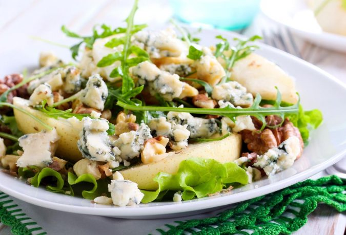 McKees Takeaway Pear Salad
