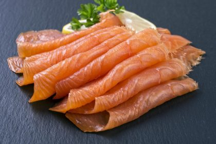 McKees Takeaway Smoked Salmon