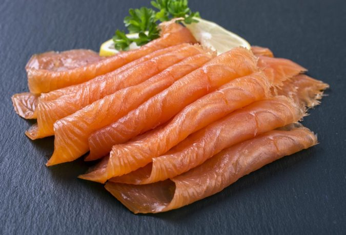 McKees Takeaway Smoked Salmon