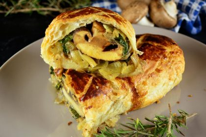 McKees Takeaway Vegetable Wellington