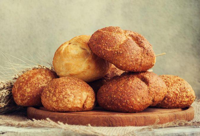McKees Takeaway Bread Roll