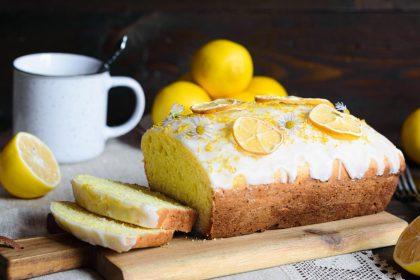 McKees Takeaway Lemon Drizzle Cake