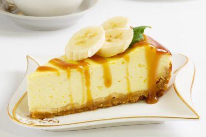 McKees Takeaway Banana Cheesecake