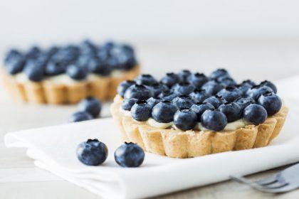 McKees Takeaway Blueberry Tarte