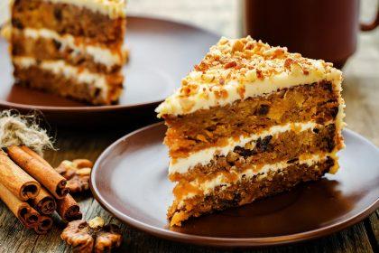 McKees Takeaway Carrot Cake