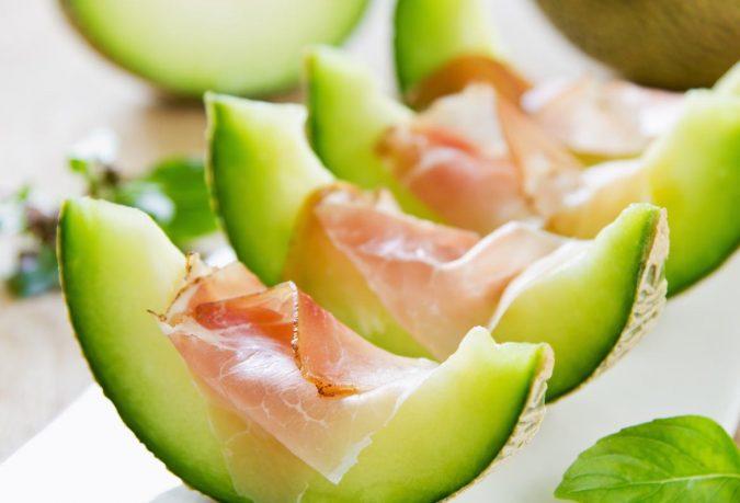McKees Takeaway Melon Ham